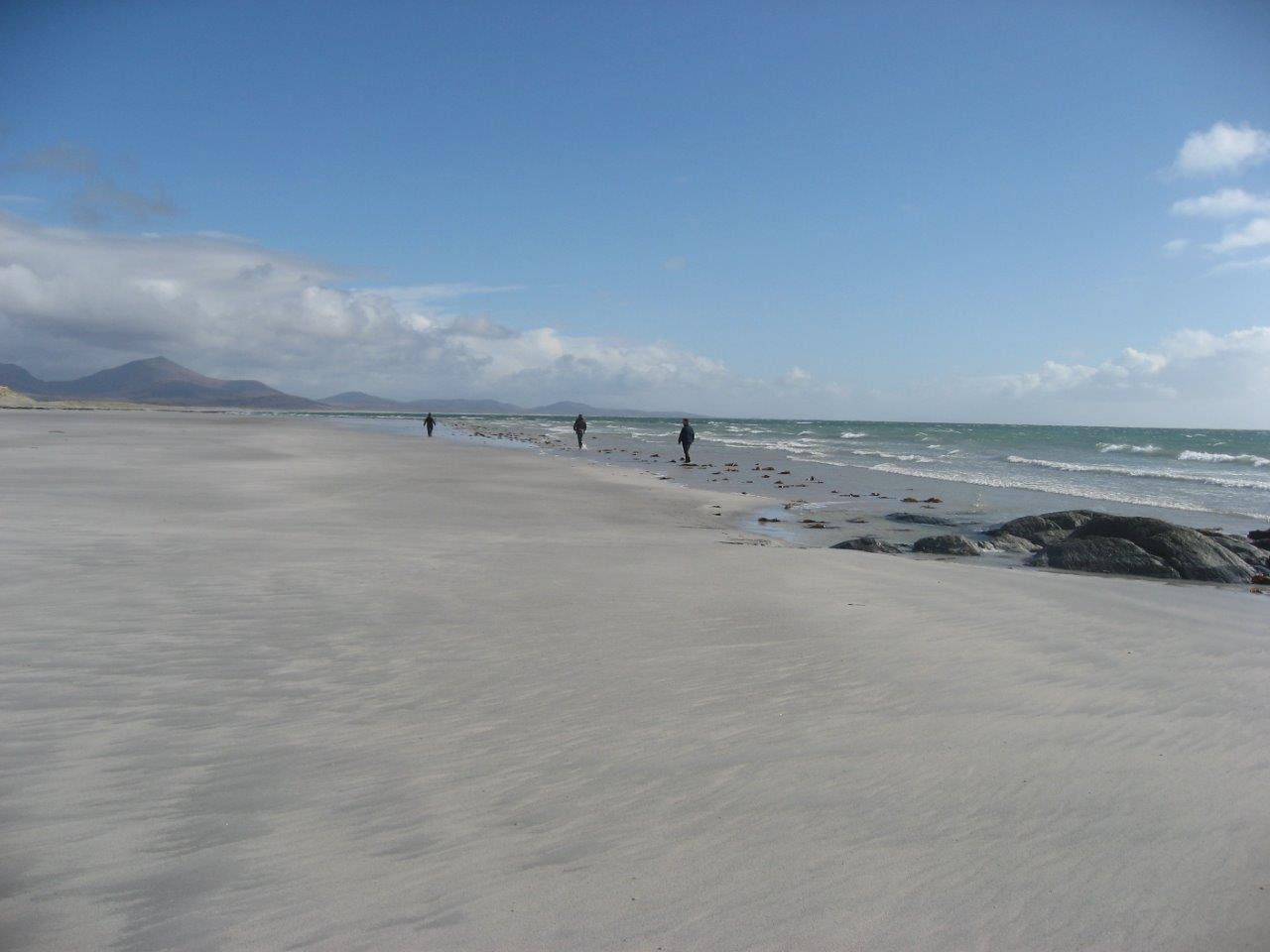 Iochdar beach
